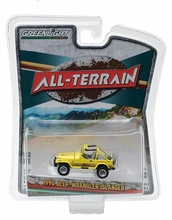 GREENLIGHT 1:64 - JEEP WRANGLER ISLANDER 1990 'ALL TERRAIN SERIES 4'