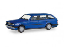 HERPA 1:87 - BMW TOURING (E30) *HERPA-H-EDITION*, BLUE