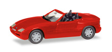 "HERPA 1:87 - BMW Z1 Roadster ""Herpa-H-Edition"" (with printed license plates)"