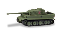 HERPA 1:87 - Heavy Tank Tiger Vers. H1 decorated - Tunisia (number: 142)