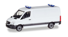 HERPA 1:87 - MiniKit: Mercedes-Benz sprinter box-type flat roof