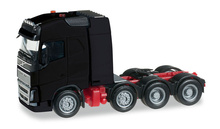HERPA 1:87 - Volvo FH 16 Gl. heavy duty tractor, black