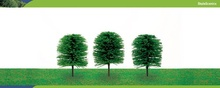 """HORNBY OO (1:76) - Trees Chile Pine 2 1/2"""""""" 3 Pack       (WSL)"""