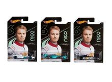 HOT WHEELS 1:64 - NICO ROSBERG SERIES - 1 BUCATA