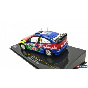 IXO 1:43 - FORD FOCUS RS 07 WRC #3 JORD08 HIROVEN