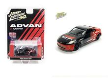 JOHNNY LIGHTNING 1:64 - NISSAN 350Z 2004 *ADVAN YOKOHAMA*, RED/BLACK