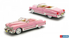 LUCKY DIECAST 1:43 - CADILLAC COUPE DE VILLE 1949, PINK