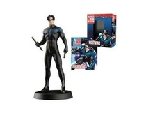 MAGAZINE MODELS 1:21 - NIGHTWING DC SUPERHERO COLLECTION 'RESIN SERIES'