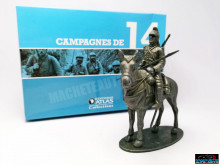 MAGAZINE MODELS 1:26 - DRAGOON GUARD ON HORSEBACK 1914