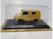 MAGAZINE MODELS 1:43 - LUAZ 969M 'LEGENDARY CARS' SAND