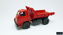 MAGAZINE MODELS 1:43 - MAZ 510, RED