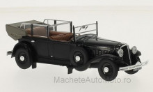 MAGAZINE MODELS 1:43 - RENAULT REINASTELLA, BLACK, ALBERT LEBRUN WITHOUT SHOWCASE