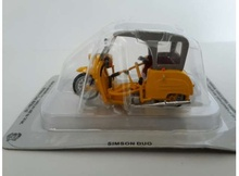 MAGAZINE MODELS 1:43 - SIMSON DUO 'POLISH CARS'