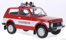 MODEL CAR GROUP 1:18 - LADA NIVA FIRE BRIGADE