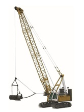 NZG 1:50 - Liebherr Hs 855 Hd Litronic, Duty-Cycle crawler crane