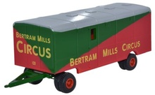 OXFORD 1:76 (00) - Showmans Trailer Bertram Mills