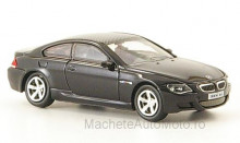 RICKO 1:87 - BMW M6, BLACK