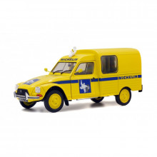 SOLIDO 1:18 - CITROEN ACADIANE 1984 MICHELIN