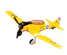 TOYWAY 4'' - HARVARD - RAF - YELLOW
