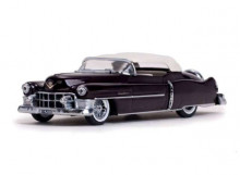 VITESSE 1:43 - CADILLAC CLOSED CONVERTIBLE 1953, MAROON