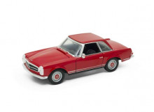 WELLY 1:24 - MERCEDES-BENZ 230SL, RED