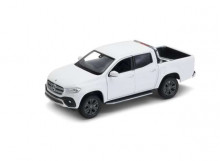 WELLY 1:24 - MERCEDES-BENZ X-CLASS 2018, WHITE