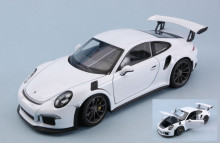 WELLY 1:24 - PORSCHE 911 (991) GT3 RS WHITE