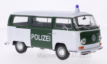 WELLY 1:24 - VW T2A POLIZEI 1972