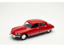 WELLY 1:34 - CITROEN DS23, RED