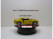 WT 1:18 - ROTARY DISPLAY SMALL 8INCH (ABOUT 20.3 CM), WITH MIRROR SURFACE