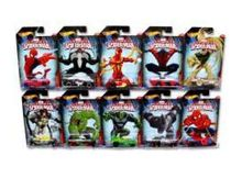 HOTWHEELS 1:64 - MARVEL ULTIMATE SPIDER-MAN ASSORTMENT - 1 BUCATA