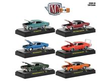 M2 MACHINES 1:64 - DETROIT-MUSCLE RELEASE 48* ASSORTMENT - 1 BUCATA