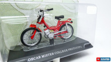 ATLAS 1:18 - OSCAR MISTER COLLEGE PROTOTIPO, RED