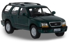 ATLAS 1:43 - CHEVROLET BLAZER 2ND GENERATION 2002 donker