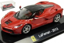 ATLAS 1:43 - FERRARI LA FERRARI 2013, RED