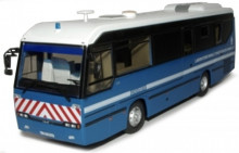 ATLAS 1:43 - LOHR L96 IRCGN FRANCE 1996, BLUE