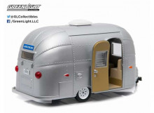 GREENLIGHT 1:24 - BAMBI AIRSTREAM SPORT, SILVER
