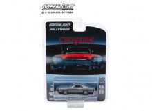 GREENLIGHT 1:64 - CHEVROLET CAMARO CHRISTINE (1983) BUDDY REPPERTON'S *HOLLYWOOD SERIES 27* 1967, GREY/BLACK
