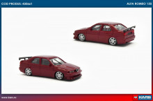 HERPA 1:87 - Alfa Romeo 155 racing, red metallic