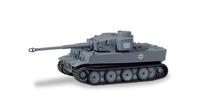 HERPA 1:87 - Heavy Tank Tiger Vers. H1 decorated - Russia (number: 100)