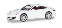 HERPA 1:87 - Porsche 911 Carrera 2 Coupé, white