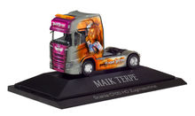 HERPA 1:87 - SCANIA CR 20 HIGH ROOF RIGID TRACTOR 'MAIK TERPE'