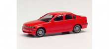 HERPA (MINIKIT) 1:87 - BMW 3er Limousine E46, light red