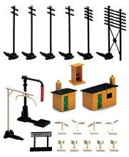 HORNBY OO (1:76) - Trackside Accessory Pack