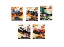 HOTWHEELS 1:64 - OFF ROAD DESERT MIX - 1 BUCATA