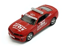 IXO 1:43 - CHEVROLET CAMARO 2012 SAFETY CAR WTCC JAPAN, RED