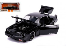 JADA 1:24 - CHEVY CAMARO Z28 1979, BLACK