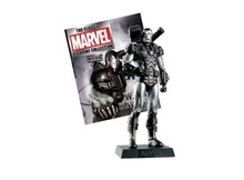 MAGAZINE MODELS 1:21 - WAR MACHINE CLASSIC MARVEL FIGURINE 'RESIN SERIES'