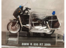 MAGAZINE MODELS 1:24 - BMW R 850 RT 2000 CARABINIERI, BLUE