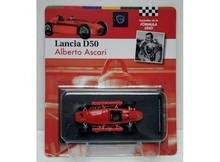 MAGAZINE MODELS 1:43 - LANCIA D50 1955 #4 'ASCARI', RED